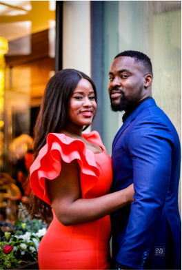 Love Story of This Couple Will Melt Your Heart <br/>Morayo & Rotimi